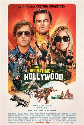Le film qui raconte le Los Angeles en mode hippie de 1969 a comptabilisé 1.668.301 entrées sur 689 salles.