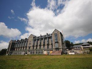 Le Royal Aubracest un bâtiment « très cinématographique » selon Pascal Galopin.