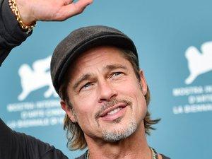 """L'acteur de """"Fight Club"""" et """"Inglourious Basterds"""" a expliqué avoir réfléchi avec James Gray à la question de la """"masculinité"""" dans ce film, à travers la relation entre le fils et son père."""