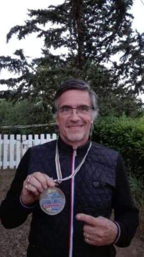 Franck Fazillau, un vice-champion du monde au roller hockey