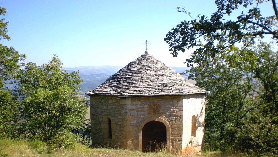 La chapelle de Notre Dame de Lenne