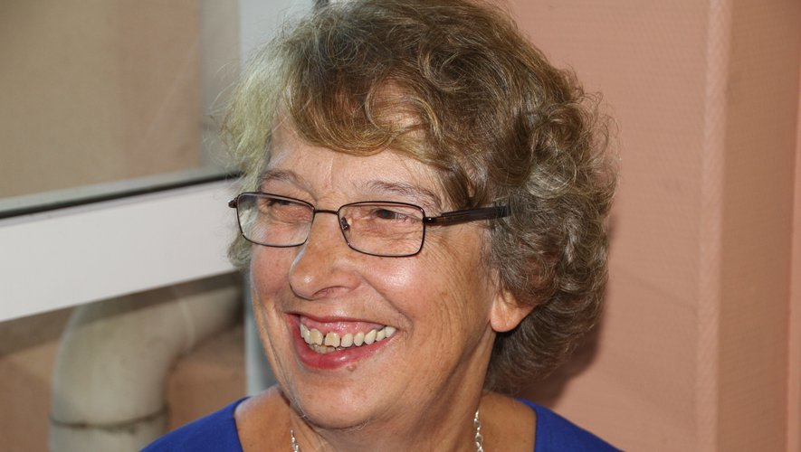 Christiane Lauriac est la présidente de l'USP.