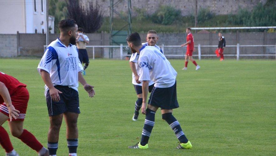Dimanche en coupe, l'ex-Villefranchois, Hamza Laachari et son ancien équipier Kévin Stimbach ont été efficaces.