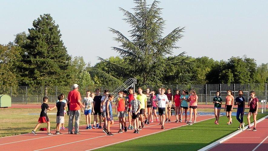 Rendez-vous au complexe sportif de Vabre, piste Henri Méravilles à partir de 14 heures