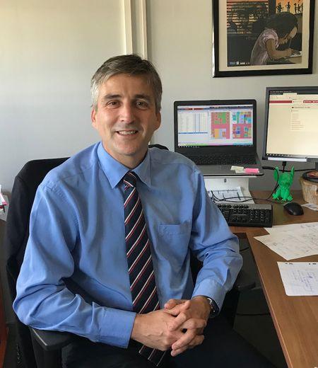 Matthieu Antona nouveau Principal du collège Sourèzes