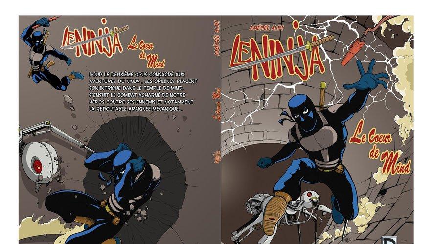 Le Ninja s'apprête  à revenir dans les bacs des libraires.
