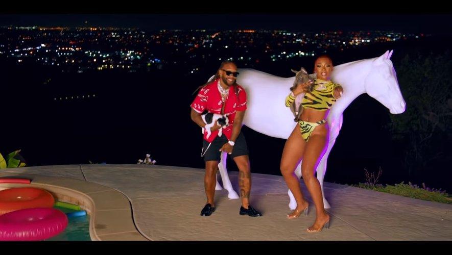 """Hot Girl Summer"", le nouveau clip de Megan Thee Stallion avec Nicki Minaj et Ty Dolla $ign."