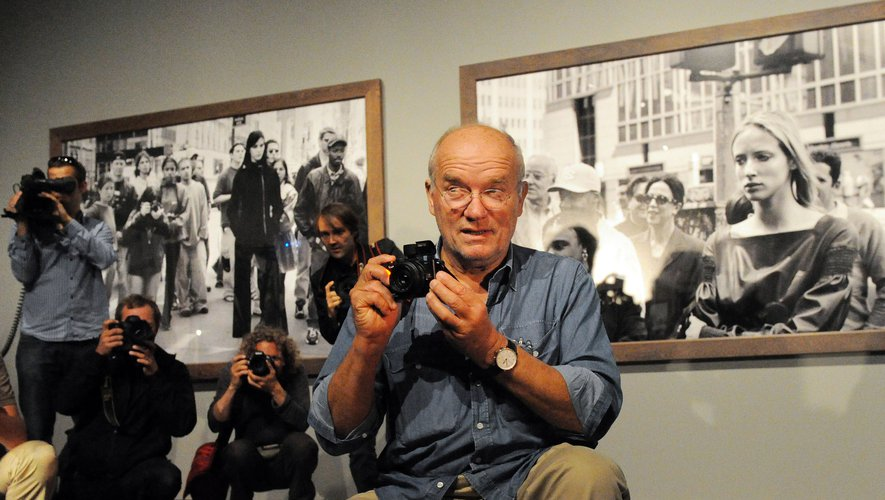 A 74 ans, le photographe allemand Peter Lindbergh est décédé.