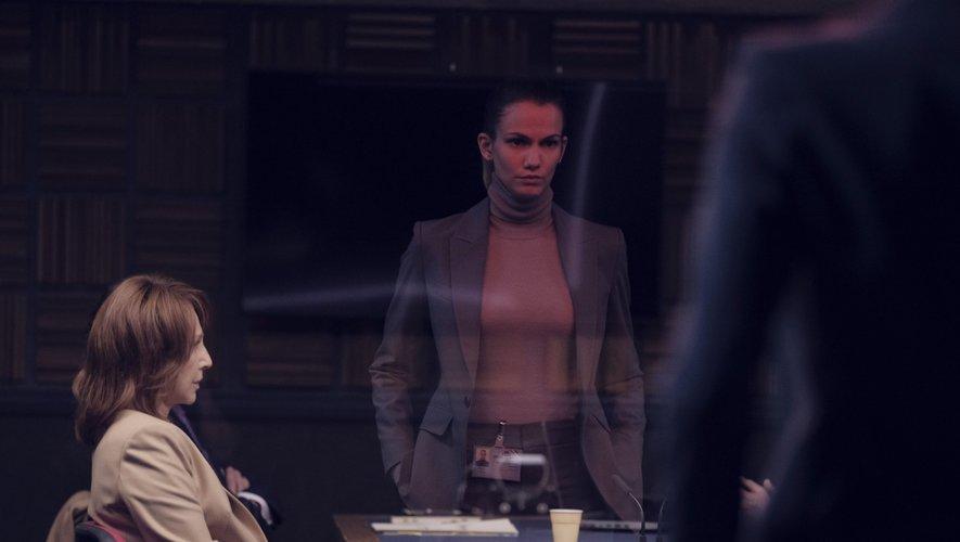 """Nathalie Baye donnera la réplique à Margot Bancilhon (à droite) dans """"Criminal"""" sur Netflix."""