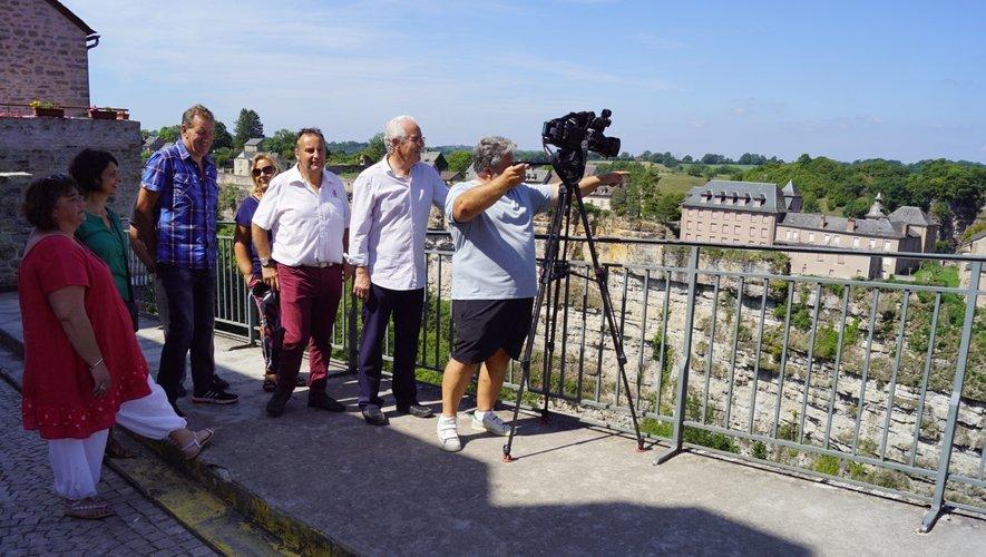 France 5 a posé sa caméra sur le site géologique.