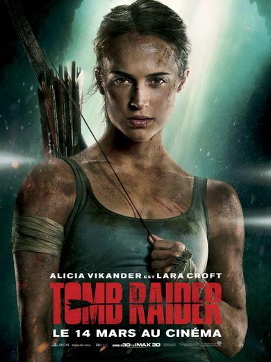 """En France, la version de """"Tomb Raider"""" avec Alicia Vikander avait réuni plus de 1,2 million de spectateurs"""