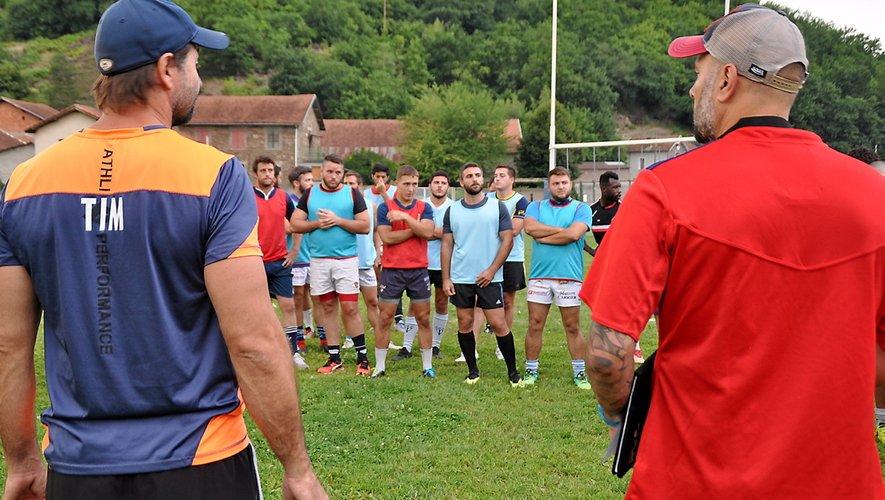 Les Decazevillois, emmenés par leur nouveau duo d'entraîneurs Anthony Julian et Tim Bowker, abordent cette nouvelle saison qu'ils débuteront face à Saint-Cernin, avec un groupe largement remanié.