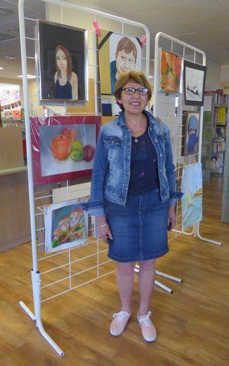 Un cours petite enfance d'arts plastiques mini 3-6 ans avec Mireille Perrin est proposé durant cette saison 9.