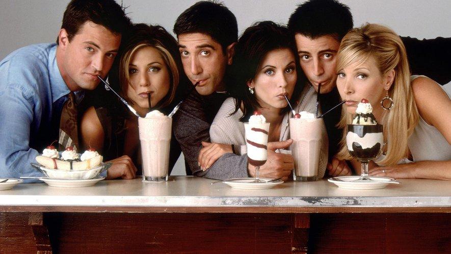 """Un espace éphémère dédié à la série """"Friends"""" est inauguré samedi à New York"""