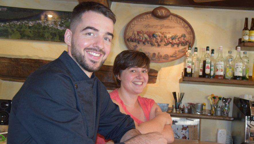 Anthony et Justine font partager leur joie de vivre qui s'avère vite contagieuse !
