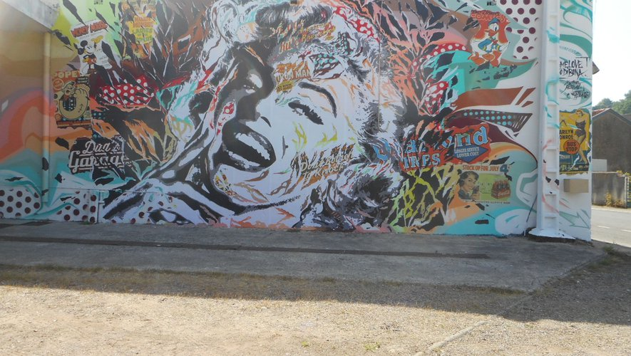 Jo Di Bona,  le starter du street art