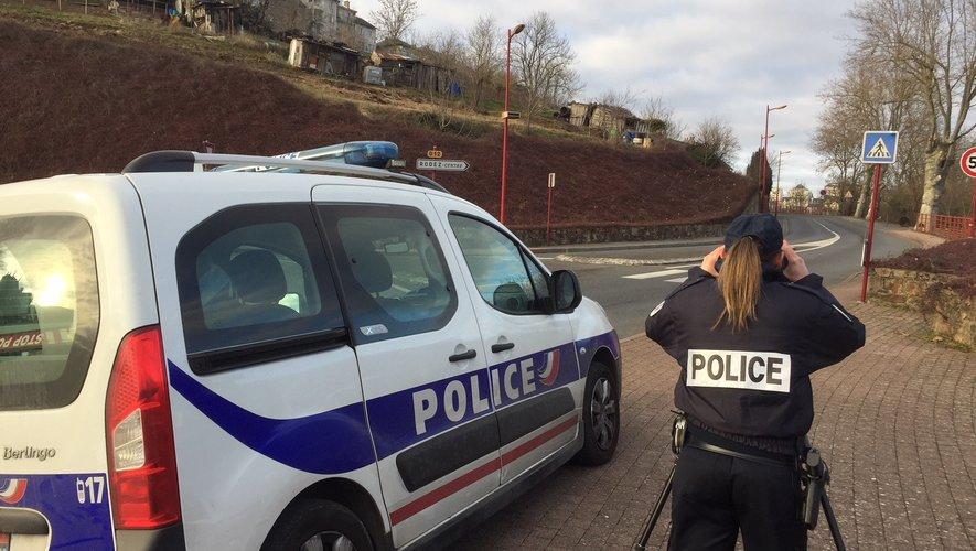 Policiers et gendarmes mobilisés cette semaine au bord des routes.