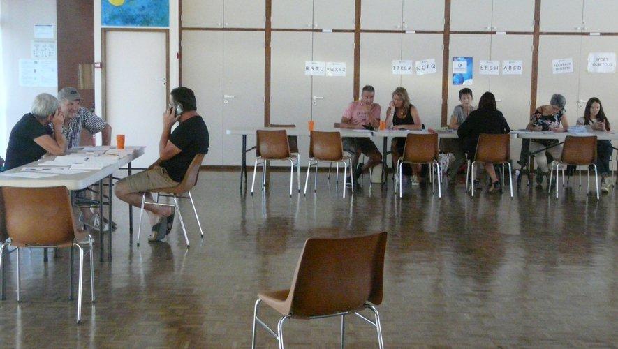 Les associations étaient présentes aux portes ouvertes du centre social.