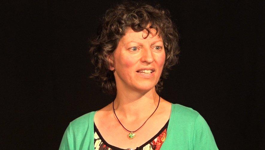 Hélène Jacquemin sera sur la scène de l'espace Yves Roques vendredi 13 septembre.