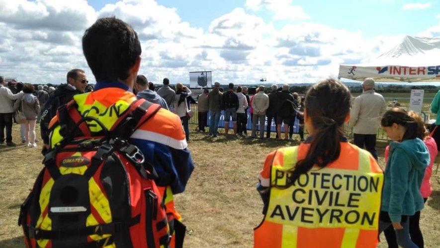 La protection civile lance un nouvel appel à bénévoles.
