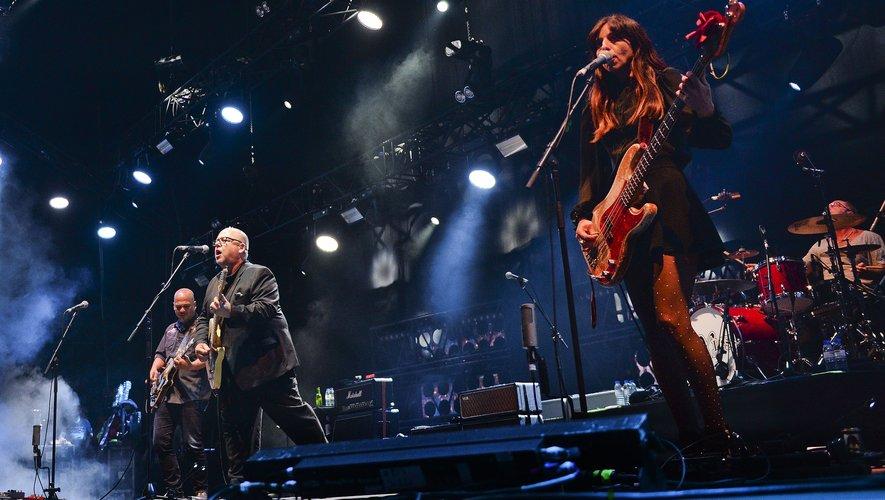 """""""Beneath the Eyrie"""", le nouvel album des Pixies, sort le 13 septembre"""