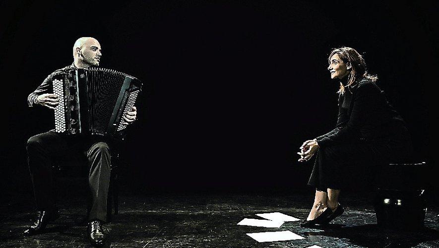 Lionel Suarez et Clotilde Courau