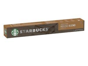 Des capsules Nespresso signées Starbucks