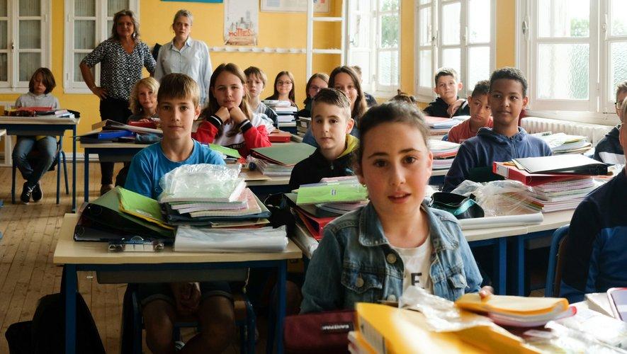 Collégiens et écoliers du privé ont retrouvé leurs salles de cours