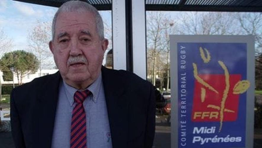 Bernard Filhol a consacré une partie de sa vie au rugby.