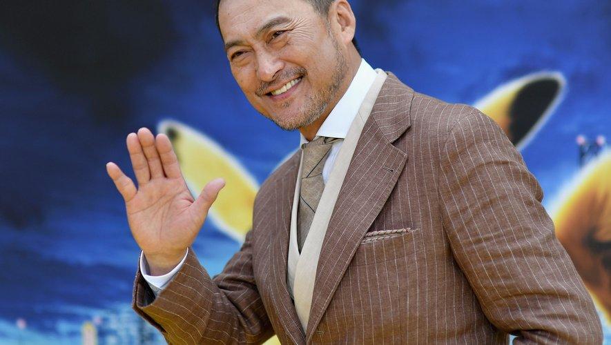 """Avec """"Tokyo Vice"""", Ken Watanabe signe son premier rôle régulier dans une série pour la télévision américaine."""