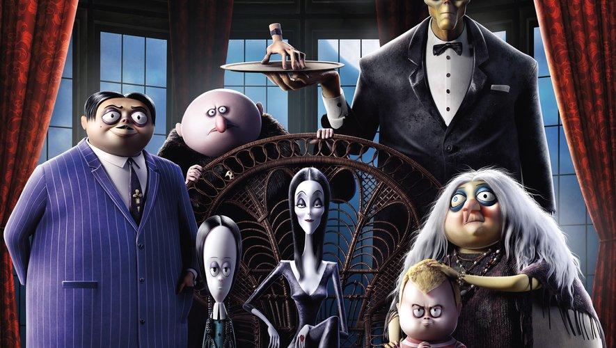 """""""La Famille Addams"""" sortira le 4 décembre prochain."""