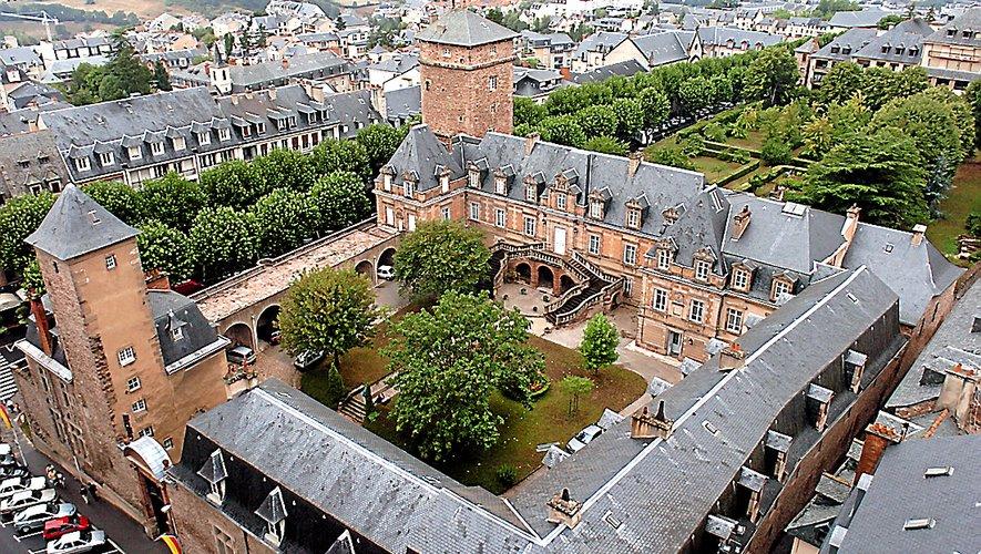 Le palais épiscopal et son parc, un classique des Journées du patrimoine.