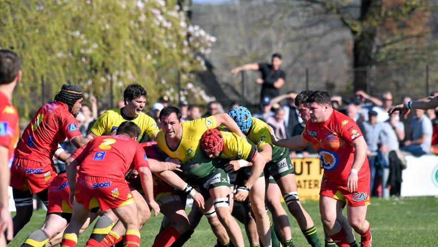 Le beau jeu est au coeur des ambitions de Rodez rugby.