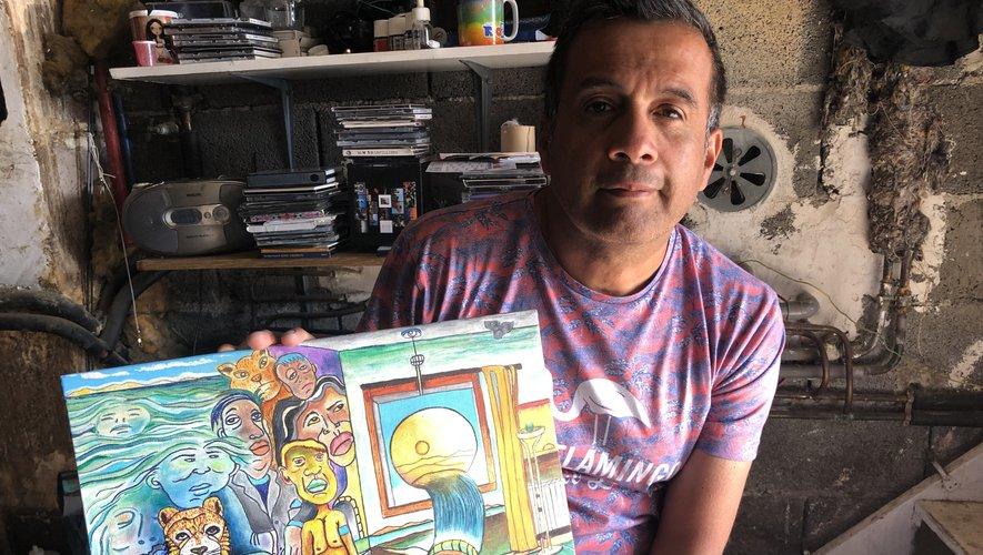 Le peintre Ignacio Gonzalez animera un atelier de créations plastiques pour les enfants.