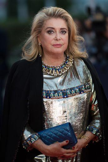 """Le 45e Festival du cinéma américain de Deauville a décerné trois prix à """"Bull"""" d'Annie Silverstein a annoncé samedi Catherine Deneuve."""