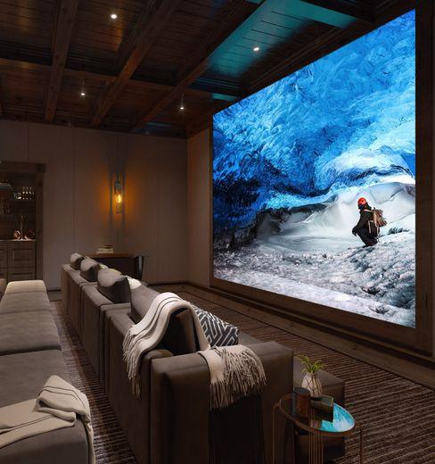 Les écrans modulaires Crystal LED de Sony pourront être installés chez les particuliers.