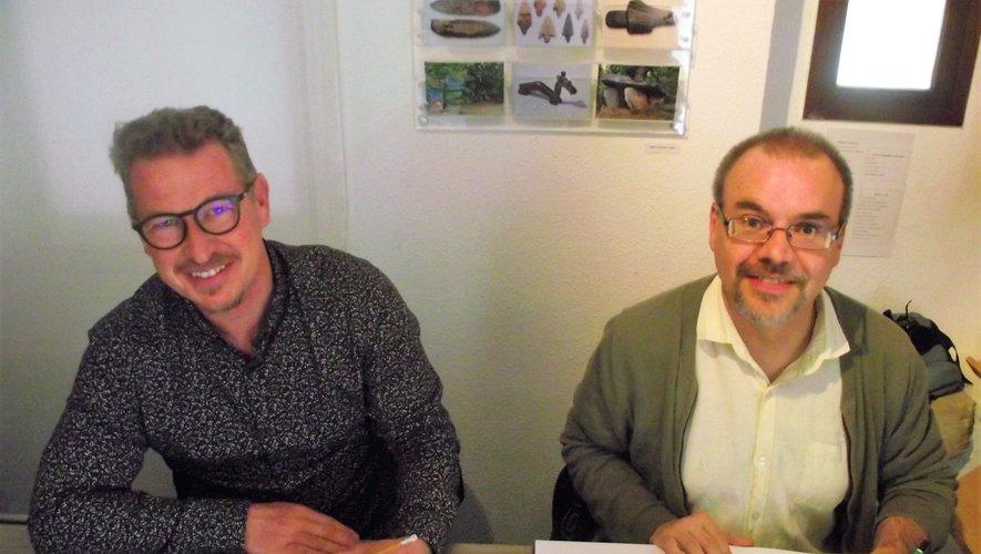 Alain Genot et Laurent Sieuracdédicaceront leur série « Arelate ».
