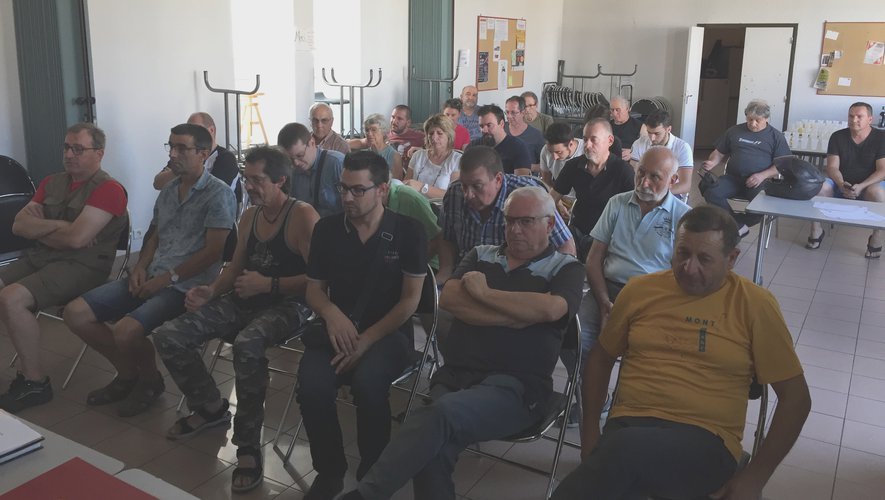 L'assemblée générale du club a accueilli de nombreux participants.