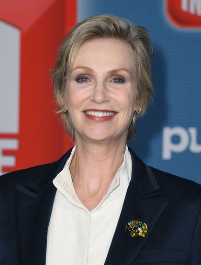 """Jane Lynch a interprété le personnage de Sue Sylvester dans la série """"Glee"""""""