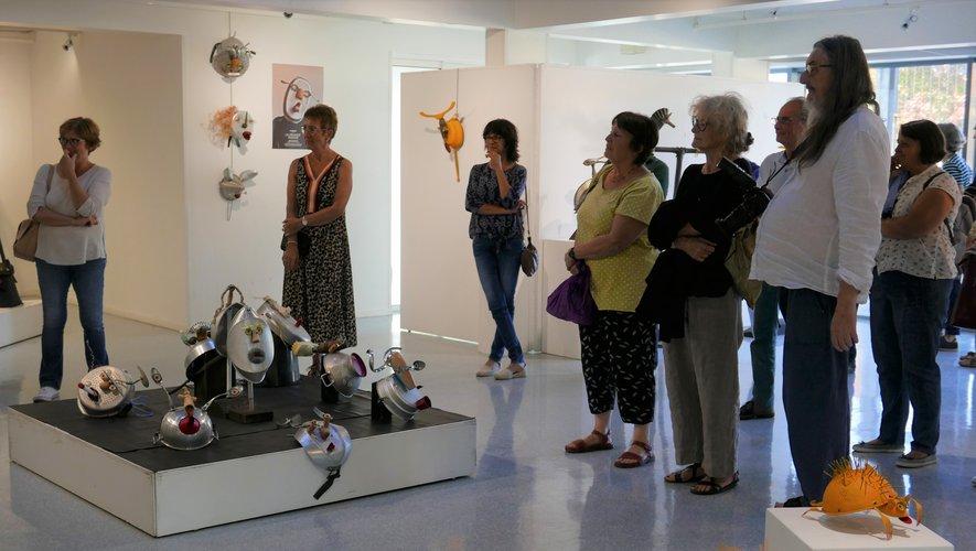 L'exposition est à voir jusqu'au 4 octobre.