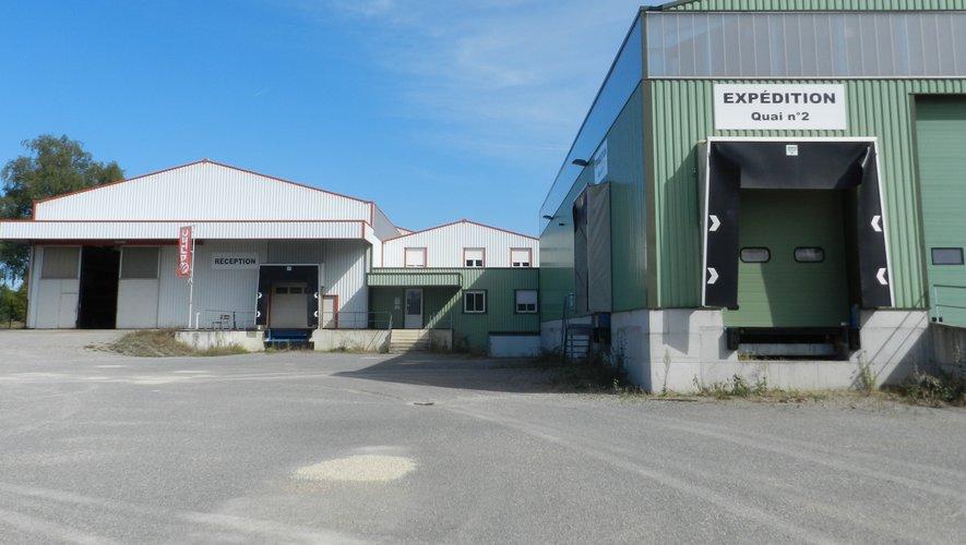 À Morlhon, Altec dispose de vastes locaux.