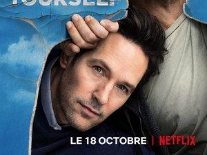 """""""Living with Yourself"""" avec Paul Rudd sera disponible dès le 18 octobre sur Netflix."""