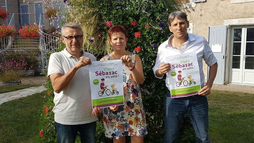 La mairie, en collaboration avec les Cyclo-motivés 12, invitent les Sébazacois à venir découvrir le village en deux roues.