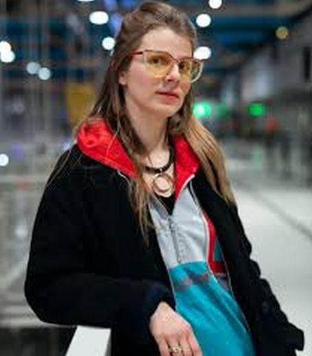La réalisatrice Bojina Panayotova.