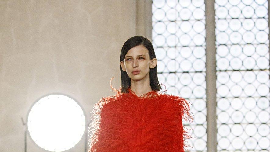 Défilé Sharon Wauchob printemps-été 2020 lors de la Fashion Week de Londres