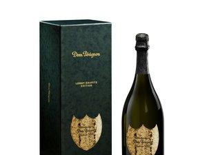 Le Dom Pérignon 2008 signé Lenny Kravitz