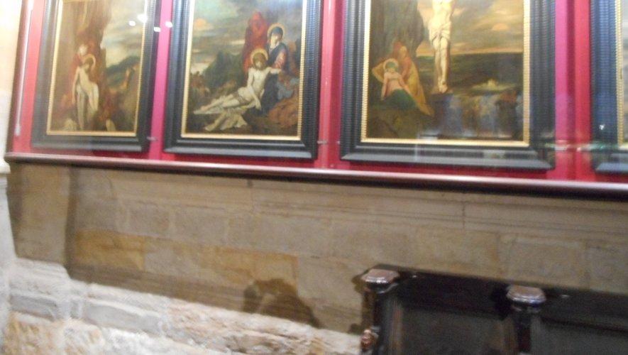 Le chemin de Croix de Gustave Moreau