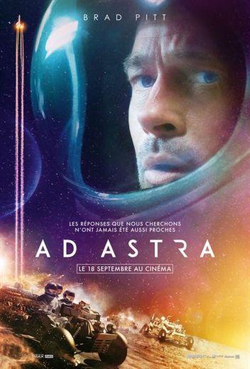 """Ad Astra"" de James Gray avec Brad Pitt sortira ce vendredi 20 septembre aux Etats-Unis."
