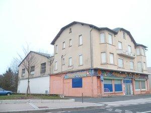 Le bâtiment Ambiance et Fêtes a vécu ses dernières heures début septembre.