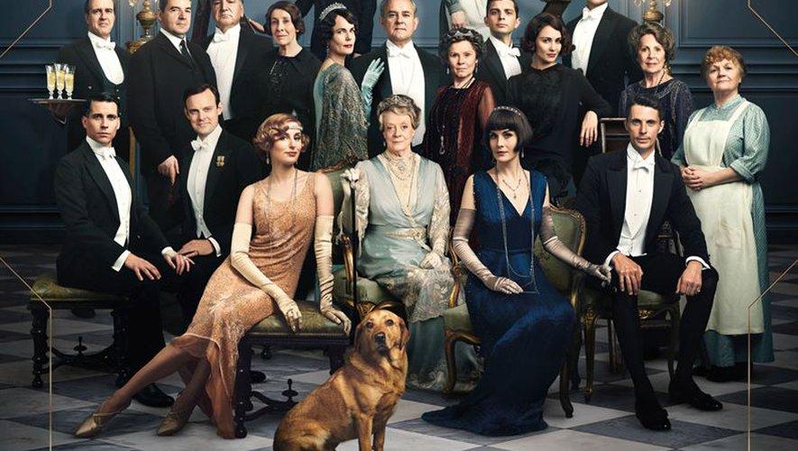 """""""Downton Abbey"""" sort mercredi en salles"""